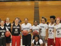 Women's Basketball Alumni Game - Homecoming Weekend 2018