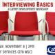 Interviewing Basics