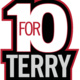 10 for Terry Kickoff