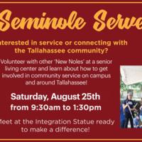 The Big Event: Seminole Serve