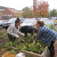 Garden Commons Fall Workdays
