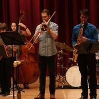 Thompson Jazz Studies Combos: Oct. 8, 2018