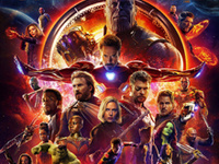 Cinema Group Film:  Avengers - Infinity War