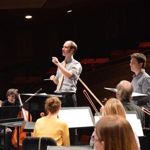 Toledo Symphony Orchestra Reading Session