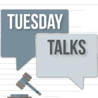 Tuesday Talks - Dean Andrew Strauss, University of Dayton School of Law
