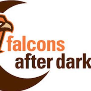 Falcons After Dark: Roller Rave & Cork Board Making