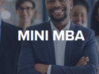 Mini MBA - Customer Driven Quality Management