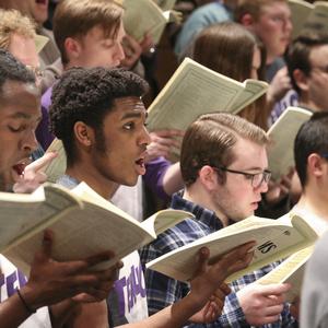 University Choral Society: A Festival of Psalms