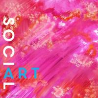 Art Social ~ Landscape watercolors