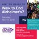 2018 Walk to End Alzheimer's