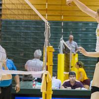 Oswego Women's Volleyball vs Nazareth