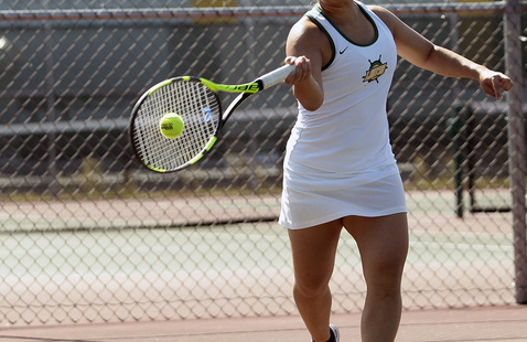 Oswego Women's Tennis vs Utica College