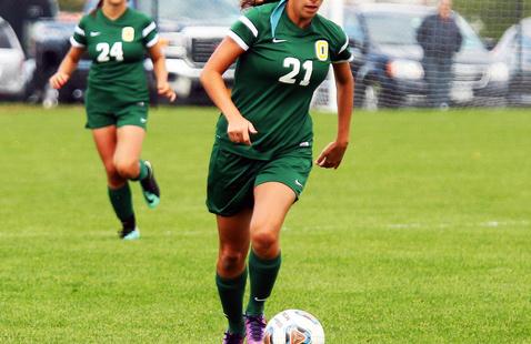 Oswego Women's Soccer vs Hamilton College