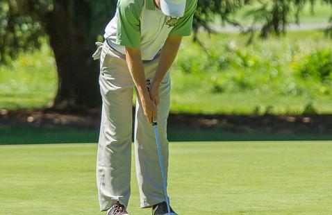 Oswego Men's Golf vs 23rd Annual Oswego State Fall Invitational (Day 1)
