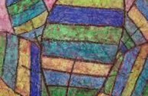 Crayon Batik for Peace