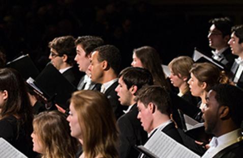 Repertory Singers, Women's Chorus, Eastman Chorale