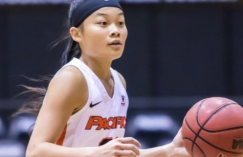Women's Basketball vs. Portland