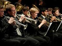 Brass Choir on the Quad