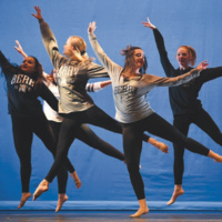 Prism: Berry College Dance Troupe's Concert