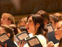 Concert Choir & Chamber Singers