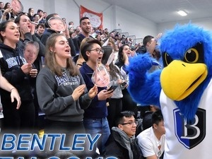 (Women's Basketball) Assumption vs. Bentley