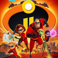 Student Union Film Series - Incredibles 2