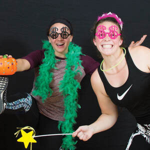 Monster Mash Halloween Bash with Zombie Zumba