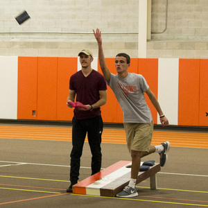 Intramural Cornhole and 4v4 Volleyball Sign-Ups