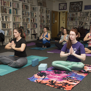Yoga as you Are - Move For Your Mood Session