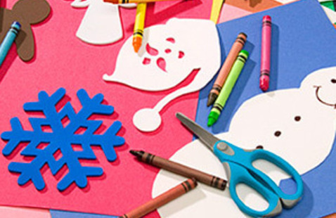 Holiday Crafts and Snacks
