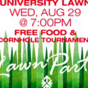 H2O Lawn Party and Cornhole Tournament