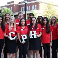 College of Public Health Undergraduate Welcome Party