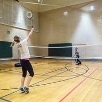 Open Recreation Badminton