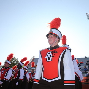 Falcon Marching Band: Sounds of the Stadium