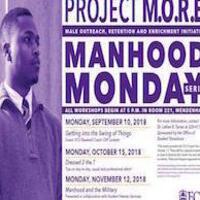 Manhood Monday - Manhood in the Military