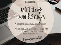 LGSC Weekly Writing Workshops