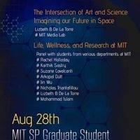 The MIT SP Graduate Student Dinner Seminar Series