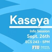 Kaseya Information Session
