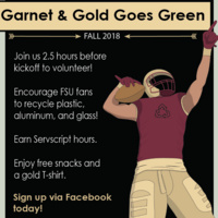 Garnet and Gold Goes Green- Northern Illinois