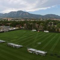 CU Soccer vs. Utah State