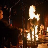 Homa: Shingon Buddhist Tantric Fire Ritual