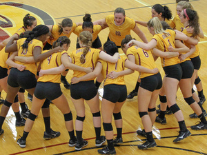Oberlin College Women's Volleyball vs Franciscan University