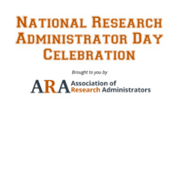 ARA National Research Administrator Day Celebration