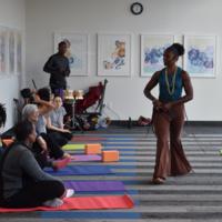 Afro Flow Yoga Workshop