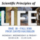 Scientific Principles of Life (BME 18) with Professor David Haussler