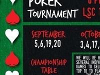 Texas Hold 'Em Poker Tournament