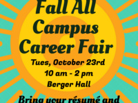 UCCS Fall 18 All Campus Career Fair