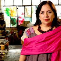 Gallery talk with Betsabeé Romero