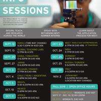 MISTI Info Sessions