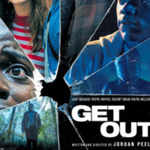 """Get Out""  film screening - Tuesdays at the Gish spring film series"